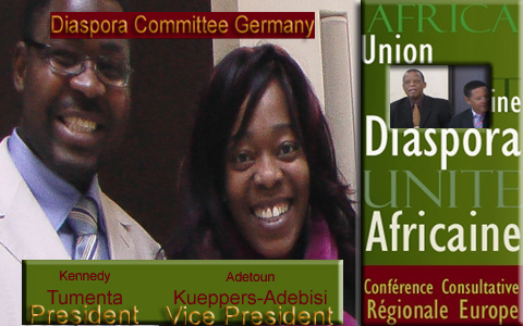 African Union Diaspora Committee Germany AFROTAK cyberNomads elected for vice presidency BLACK EVENTS DEUTSCHLAND AFROTAK cyberNomads Afro Deutsch Event Promotion Black commUNITY Community