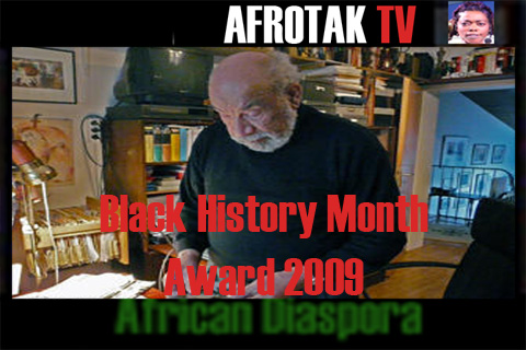 Afro Deutsch Black German Theodor Wonja Michael Black German AFROTAK cyberNomads TV Black German Afrika Deutschland Afro German Schwarzes Deutsches Fernsehen Black Media